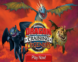 how to train your dragon games online