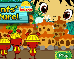 Kailan The Ants Adventure