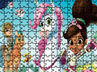 Nella And The Princess Knight Puzzle