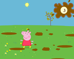 Peppa Muddy Puddle