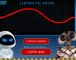 Say It Like Wall E