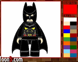 The Lego Movie Kids Coloring