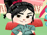 Vanellope von Schweetz Dress Up