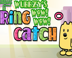 Wubbzy Ring Catch