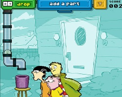 Ed Edd n Eddy Candy Machine Deluxe