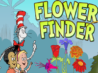 The Cat in the Hat Flower Finder