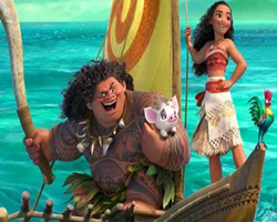 Moana Hidden Numbers