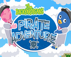 Backyardigans Pirate Adventure