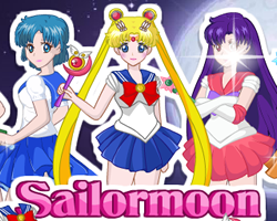 Sailor moon dating game online