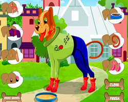 dog online games for kids