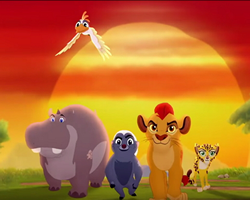 The Lion Guard Hidden Numbers