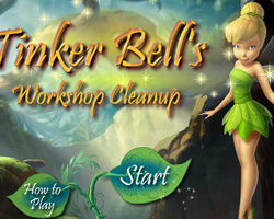 Tink Workshop Clean Up